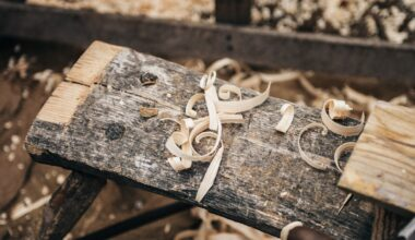 Step-by-Step Guide to Wood Shaping
